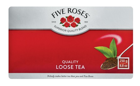 Five Roses Tea Leaf 250 GR