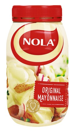 Nola Mayonnaise Pet Bottle 750 GR